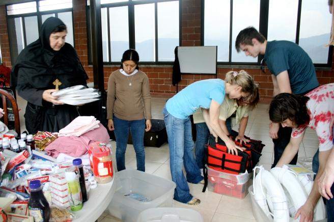 San Miguel del Lago missionary donations