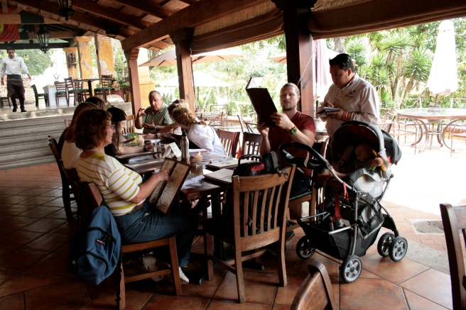 Guatemalan coffee farm