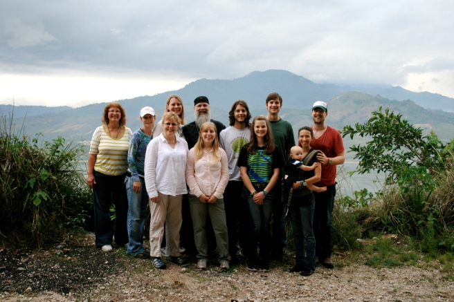 Missionaries in Guatemala