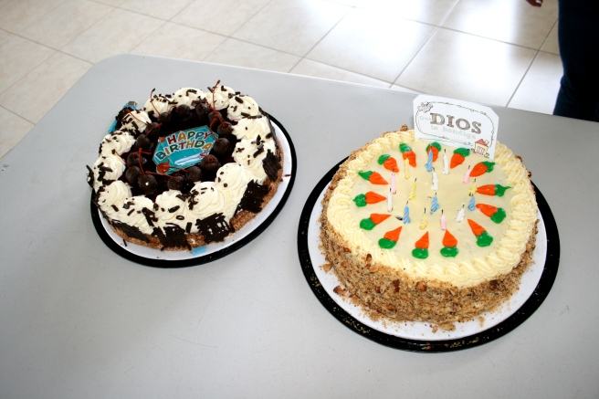 Guatemalan Birthday Cakes