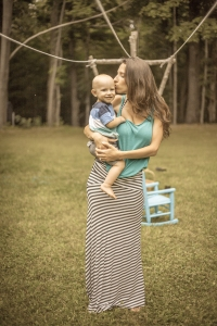 First Birthday Family Photoshoot by Courtney D'ne Brown Photography