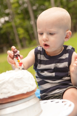 1st Birthday Smash Cake