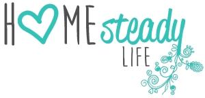 HOMEsteady LIFE Logo